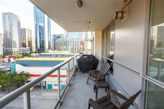 Photo 21: 826 222 RIVERFRONT Avenue SW in Calgary: Eau Claire Apartment for sale : MLS®# A1034122
