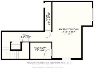 Photo 42: 1 13007 101 Street in Edmonton: Zone 01 House Half Duplex for sale : MLS®# E4215423