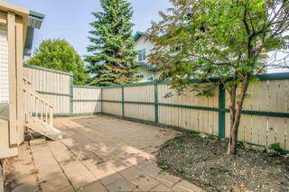 Photo 39: 1 13007 101 Street in Edmonton: Zone 01 House Half Duplex for sale : MLS®# E4215423
