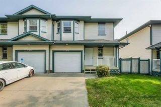 Photo 2: 1 13007 101 Street in Edmonton: Zone 01 House Half Duplex for sale : MLS®# E4215423