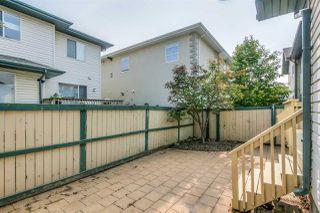 Photo 37: 1 13007 101 Street in Edmonton: Zone 01 House Half Duplex for sale : MLS®# E4215423