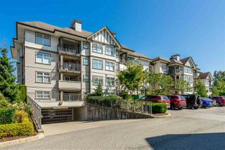 "Photo 1: 448 27358 32 Avenue in Langley: Aldergrove Langley Condo for sale in ""WILLOW CREEK (PHASE 4)"" : MLS®# R2394061"