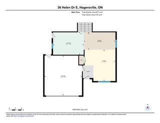 Photo 40: 36 East Helen Drive in Hagersville: House for sale : MLS®# H4062188