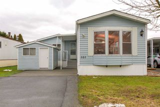 "Main Photo: 101 145 KING EDWARD Street in Coquitlam: Maillardville Manufactured Home for sale in ""MILL CREEK VILLAGE"" : MLS®# R2430619"