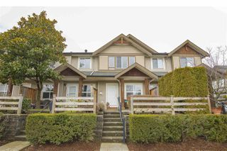 "Main Photo: 107 1055 RIVERWOOD Gate in Port Coquitlam: Riverwood Townhouse for sale in ""MOUNTAINVIEW ESTATES"" : MLS®# R2436124"