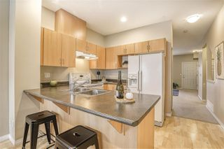 "Photo 8: 107 1055 RIVERWOOD Gate in Port Coquitlam: Riverwood Townhouse for sale in ""MOUNTAINVIEW ESTATES"" : MLS®# R2436124"