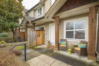 "Photo 2: 107 1055 RIVERWOOD Gate in Port Coquitlam: Riverwood Townhouse for sale in ""MOUNTAINVIEW ESTATES"" : MLS®# R2436124"