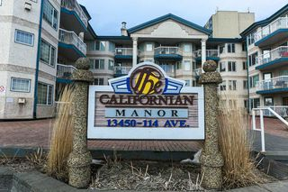 Photo 2: 314 13450 114 Avenue in Edmonton: Zone 07 Condo for sale : MLS®# E4192417
