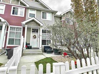 Photo 1: 159 5604 199 Street in Edmonton: Zone 58 Townhouse for sale : MLS®# E4198283