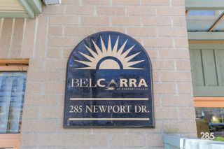 "Photo 2: 103 285 NEWPORT Drive in Port Moody: North Shore Pt Moody Condo for sale in ""THE BELCARRA @ NEWPORT VILLAGE"" : MLS®# R2462390"