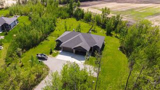 Photo 1: 23A 53521 RGE RD 272: Rural Parkland County House Half Duplex for sale : MLS®# E4202662