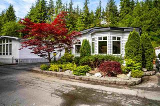 "Main Photo: 76 3295 SUNNYSIDE Road: Anmore Manufactured Home for sale in ""COUNTRYSIDE VILLAGE"" (Port Moody)  : MLS®# R2471324"