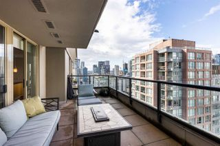 """Photo 14: 2402 969 RICHARDS Street in Vancouver: Downtown VW Condo for sale in """"Mondrian II"""" (Vancouver West)  : MLS®# R2508836"""