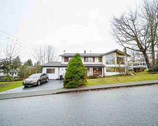 "Main Photo: 7745 LAWRENCE Drive in Burnaby: Montecito House for sale in ""Montecito"" (Burnaby North)  : MLS®# R2518461"