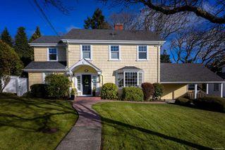 Photo 1: 2856 Dewdney Ave in : OB Estevan House for sale (Oak Bay)  : MLS®# 860853