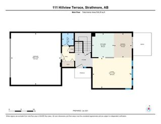 Photo 35: 111 Hillview Terrace: Strathmore Row/Townhouse for sale : MLS®# A1057950