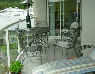 "Photo 8: 606 200 NEWPORT DR in Port Moody: North Shore Pt Moody Condo for sale in ""NEWPORT VILLAGE"" : MLS®# V597320"