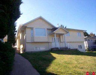 "Photo 1: 14078 115A AV in Surrey: Bolivar Heights House for sale in ""Bolivar Heights"" (North Surrey)  : MLS®# F2520529"