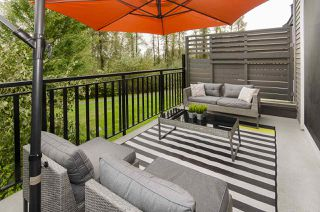 """Main Photo: 25 2310 RANGER Lane in Port Coquitlam: Riverwood Townhouse for sale in """"FREMONT BLUE"""" : MLS®# R2409409"""