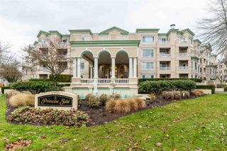 "Photo 1: 420 2995 PRINCESS Crescent in Coquitlam: Canyon Springs Condo for sale in ""PRINCESS GATE"" : MLS®# R2423337"