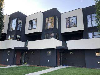 Photo 1: 10174 143 Street in Edmonton: Zone 21 Townhouse for sale : MLS®# E4208068