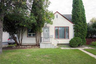 Photo 1: 283 Amherst Street in Winnipeg: St James Single Family Detached for sale (5E)  : MLS®# 202022987