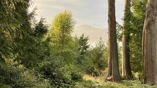 "Main Photo: 848 WINDJAMMER Road: Bowen Island Land for sale in ""BLUEWATER PARK"" : MLS®# R2496490"