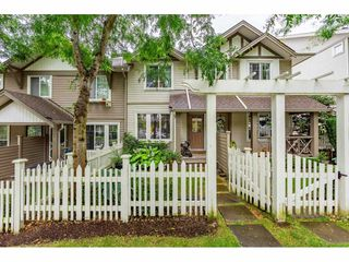 Photo 1: 29 4401 BLAUSON Boulevard in Abbotsford: Abbotsford East Townhouse for sale : MLS®# R2503150