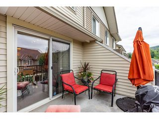 Photo 28: 29 4401 BLAUSON Boulevard in Abbotsford: Abbotsford East Townhouse for sale : MLS®# R2503150