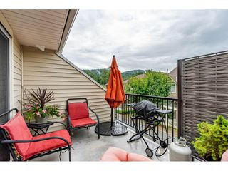 Photo 26: 29 4401 BLAUSON Boulevard in Abbotsford: Abbotsford East Townhouse for sale : MLS®# R2503150