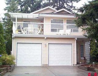 Photo 1: 14779 RUSSELL AV: White Rock House for sale (South Surrey White Rock)  : MLS®# F2520444