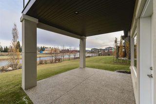 Photo 31: 938 WOOD Place in Edmonton: Zone 56 House Half Duplex for sale : MLS®# E4178634