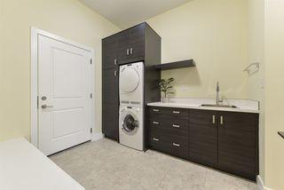 Photo 24: 938 WOOD Place in Edmonton: Zone 56 House Half Duplex for sale : MLS®# E4178634