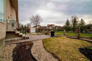 Photo 27: 10 Meadow Ridge Drive in Winnipeg: Richmond West Residential for sale (1S)  : MLS®# 202006400