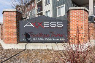 Photo 32: 320 920 156 Street in Edmonton: Zone 14 Condo for sale : MLS®# E4194122
