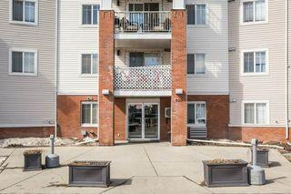 Photo 3: 320 920 156 Street in Edmonton: Zone 14 Condo for sale : MLS®# E4194122