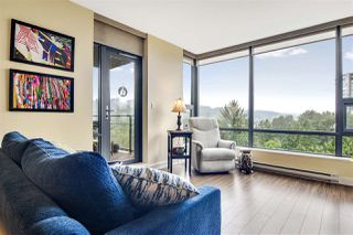 "Main Photo: 1102 301 CAPILANO Road in Port Moody: Port Moody Centre Condo for sale in ""THE RESIDENCES AT SUTER BROOK"" : MLS®# R2475128"