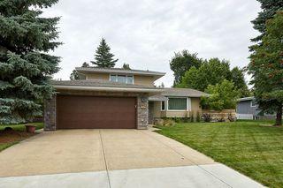 Photo 2: 5103 LANSDOWNE Drive in Edmonton: Zone 15 House for sale : MLS®# E4211984