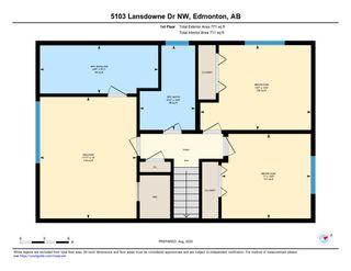 Photo 44: 5103 LANSDOWNE Drive in Edmonton: Zone 15 House for sale : MLS®# E4211984