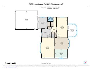 Photo 43: 5103 LANSDOWNE Drive in Edmonton: Zone 15 House for sale : MLS®# E4211984