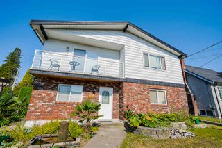 "Main Photo: 1635 EDINBURGH Street in New Westminster: West End NW House for sale in ""Westend"" : MLS®# R2495743"