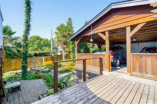 """Photo 37: 1635 EDINBURGH Street in New Westminster: West End NW House for sale in """"Westend"""" : MLS®# R2495743"""