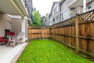 """Photo 29: 4 9280 BROADWAY Road in Chilliwack: Chilliwack E Young-Yale Townhouse for sale in """"FARRINGTON"""" : MLS®# R2501020"""