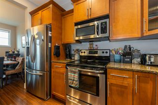 """Photo 13: 4 9280 BROADWAY Road in Chilliwack: Chilliwack E Young-Yale Townhouse for sale in """"FARRINGTON"""" : MLS®# R2501020"""