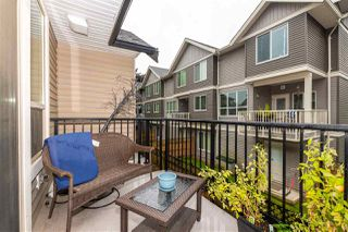 """Photo 26: 4 9280 BROADWAY Road in Chilliwack: Chilliwack E Young-Yale Townhouse for sale in """"FARRINGTON"""" : MLS®# R2501020"""