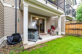 """Photo 27: 4 9280 BROADWAY Road in Chilliwack: Chilliwack E Young-Yale Townhouse for sale in """"FARRINGTON"""" : MLS®# R2501020"""
