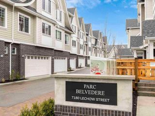 Main Photo: 28 7180 LECHOW Street in Richmond: McLennan North Townhouse for sale : MLS®# R2519727