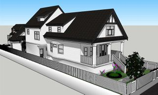 Main Photo: 1 1024 E 13TH Avenue in Vancouver: Mount Pleasant VE 1/2 Duplex for sale (Vancouver East)  : MLS®# R2527037