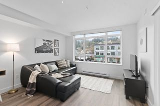 "Photo 1: 302 2525 CLARKE Street in Port Moody: Port Moody Centre Condo for sale in ""The Strand"" : MLS®# R2527717"