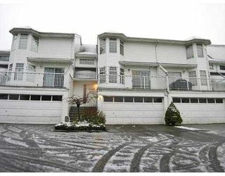 """Photo 1: 1180 FALCON Drive in Coquitlam: Eagle Ridge CQ Townhouse for sale in """"FALCON HEIGHTS"""" : MLS®# V624916"""